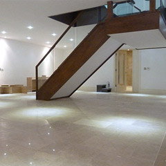 Basement Waterproofing - Hale Barns, Cheshire